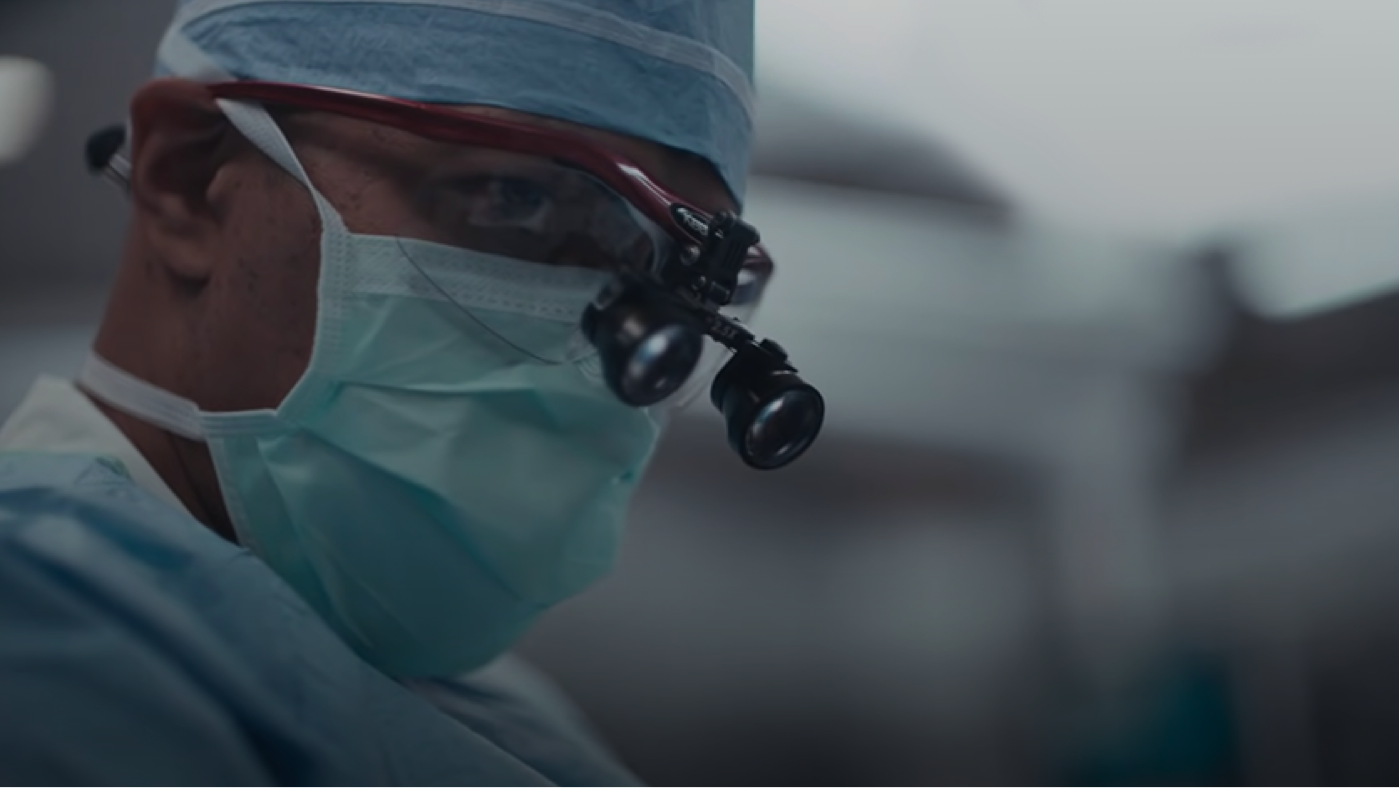 COURAGEOUS X CLEVELAND CLINIC | A CENTURY OF CARE