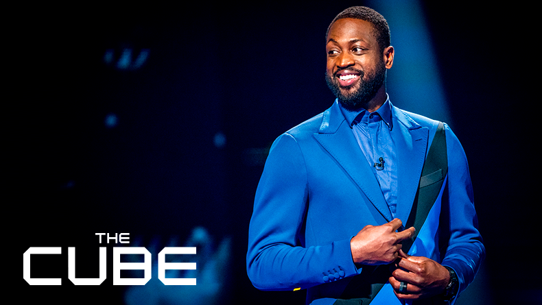 The Cube with Dwayne Wade on TBS
